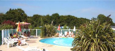 Camping pas cher piscine chauffée